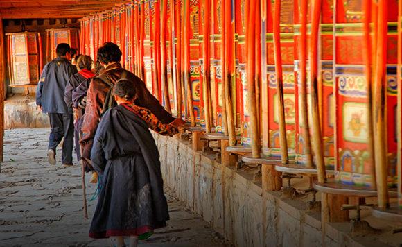 Destino Oriente, Tibet & Nepal